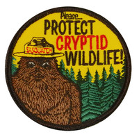 Cryptozoology Tracking Society: Cryptid PSA
