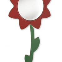 Whitney Brothers Flower Mirror WB0029