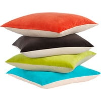 """leisure sprout 23"""" pillow in all rugs/pillows   CB2"""