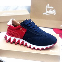 christian louboutin Casual Breathable Stylish Sneakers-7