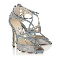Jimmy Choo Women Fashion Rhinestone Heels Shoes-2