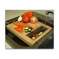 Chef Buddy  Sink Cutting Board