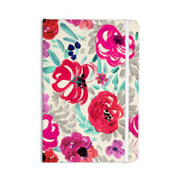 """Crystal Walen """"Mona Brush Stroke"""" - Floral Painting Everything Notebook"""