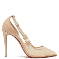 Hot Jeanbi 110 lace pumps | Christian Louboutin | MATCHESFASHION.COM US