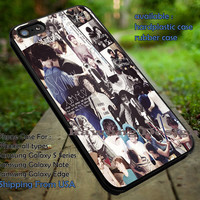 Collage art larry,Louis,Louis Tomlinson,harry styles,One Direction,1D,music,cute collage case/cover for iPhone 4/4s/5/5c/6/6+/6s/6s+ Samsung Galaxy S4/S5/S6/Edge/Edge+ NOTE 3/4/5 #music #1d ii
