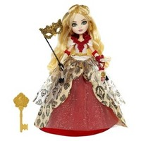 Ever After High Thronecoming Apple White Doll