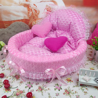 Cute Cat and Dog beds