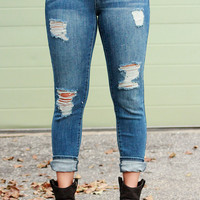 To The Rescue Denim