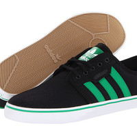 Black/Fairway/Running White Adidas Skateboarding Seeley