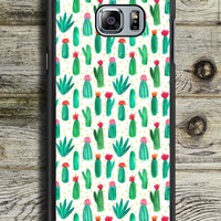 Cactus Cute Collage Samsung Galaxy Note 5 Case
