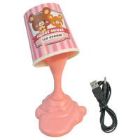 New Products - AFG - Pink Ice Cream Desk Lamp | AsianFoodGrocer.com, Shirataki Noodles, Miso Soup
