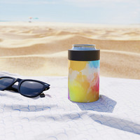 Color Brust Can Cooler by kasseggs