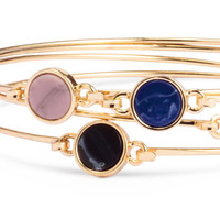 4-pack Bangles - from H&M