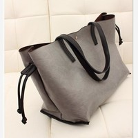 Summer Stylish Shoulder Bags Casual Bags Tote Bag [6582918855]