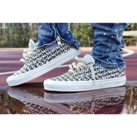 FOG x Vans Skateboarding Shoes