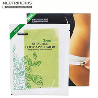Weight Loss Neutriherbs Body Wraps it works for Detoxifying,Tightening Slimming Creams slim patch Detox 5pcs Wraps=1Box