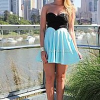 TRIPLE ELASTIC DRESS , DRESSES, TOPS, BOTTOMS, JACKETS & JUMPERS, ACCESSORIES, $10 SPRING SALE, PRE ORDER, NEW ARRIVALS, PLAYSUIT, GIFT VOUCHER, **SALE NOTHING OVER $30**, Australia, Queensland, Brisbane