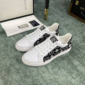 GUCCI  Men's 2020 New Fashion Casual Shoes Sneaker Sport Running Shoes