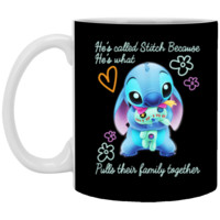 LILO STITCH 11 oz Mug