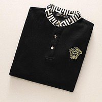 Versace Newest Popular Men Women Warm Long Sleeve Knit Sweater Sweatshirt