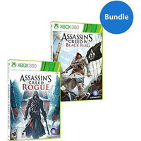Assassin's Creed Black Flag Bundle Xbox 360 Video Game