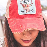 Judith March Jeep Hair Don't Care Cap