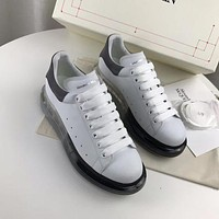 Alexander Mcqueen Oversized Sneakers With Air Cushion Sole Reference #8