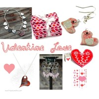 Valentine Love with the SPSTeam on Etsy