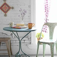 Plum & Bow Scroll Bistro Table