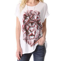 Cyclops Lion Tee