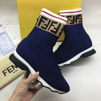 Fendi Women  Fashion Casual  Boots Shoes