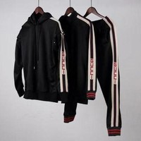 DCCKJN6 Gucci sports and leisure suits