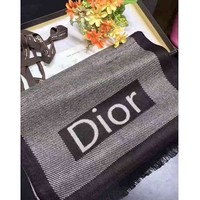 Dior Cape Scarf Scarves-1