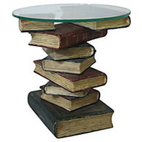 Stacking Book Table by Maitland Smith