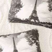 Plum & Bow Dream Of Paris Pillowcase Set