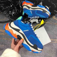 Balenciaga Popular Women Men Casual Running Jogging Shoes Couple Sneakers