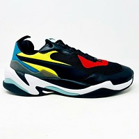 Puma Thunder Spectra Black High Risk Red 367516 07 Mens Casual Sneakers