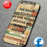 Books for Momma for iphone, ipod, samsung galaxy, HTC and Nexus Phone Case