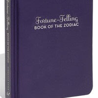 Chronicle Books Fortune Telling Book of the Zodiac | Nordstrom