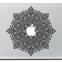 Flowers macbook stickers decals laptop decal macbook decals macbook air decal sticker macbook pro sticker apple mac decal