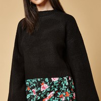 Honey Punch Easy Pullover Sweater at PacSun.com