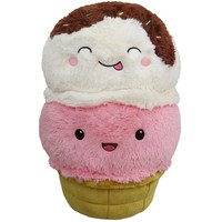 Squishable Comfort Food Ice Cream Cone 15""