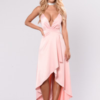 Dream Queen Dress - Pink