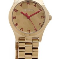 Marc by Marc Jacobs Henry Glossy Pop Watch   SHOPBOP