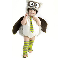 Edward the Owl Baby Costume – Spirit Halloween