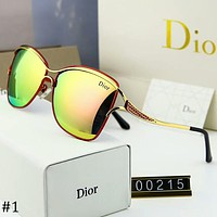 DIOR 2018 new summer must-have beach polarized color film sunglasses F-A-SDYJ #1