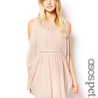 ASOS PETITE Exclusive Caftan with Embellished Waist -