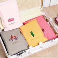 Travel Storage Bag Organizer