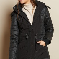 The Snowproof Parka