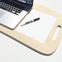 Slice LapDesk with White Board